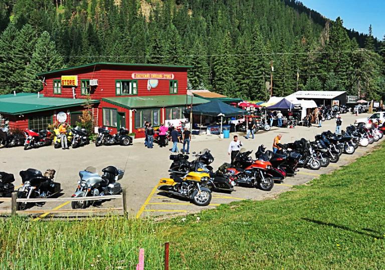 Sturgis Motorcycle Run